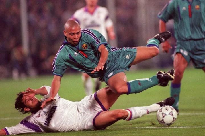 Resulta que hubo una forma de detener a Ronaldo