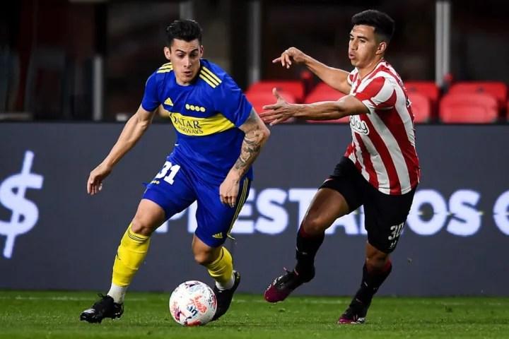 Cristian Pavon, Jorge Rodriguez