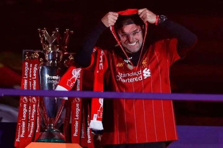 Klopp ha cambiato completamente le cose nei suoi cinque anni fino ad ora al Liverpool