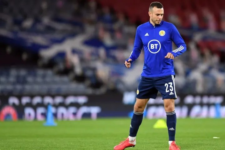 National hero Andy Considine made his return to the starting lineup