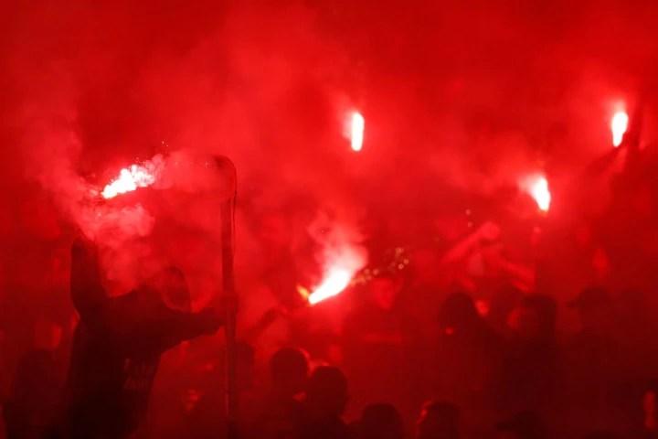 FK Partizan v Fk Crvena Zvezda - Serbian Cup Semi Final
