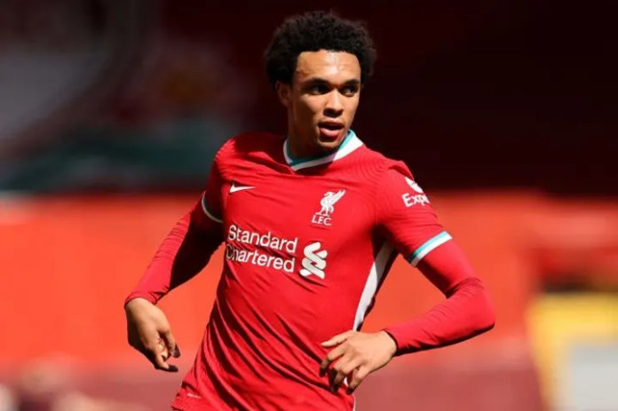 Trent Alexander-Arnold has rediscovered some attacking form