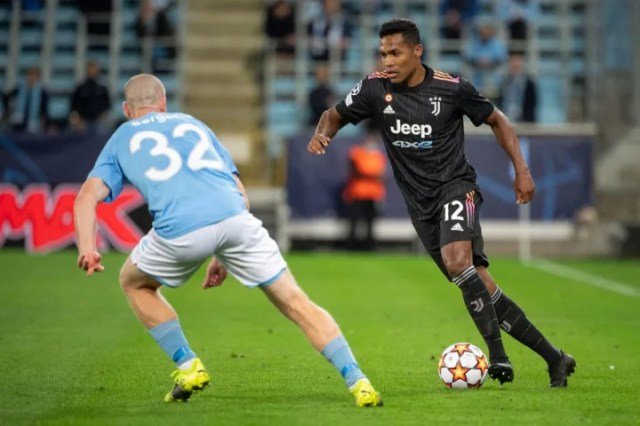 Alex Sandro got the ball rolling for Juventus