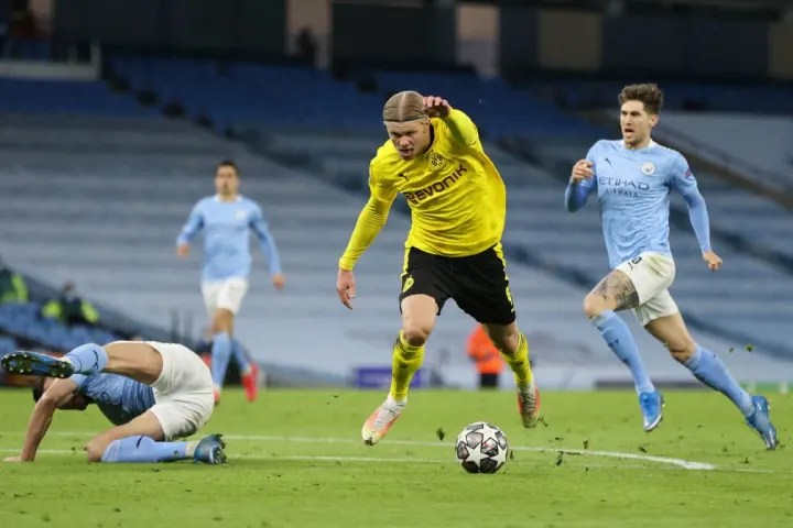 Man City 2-1 Dortmund: Player ratings