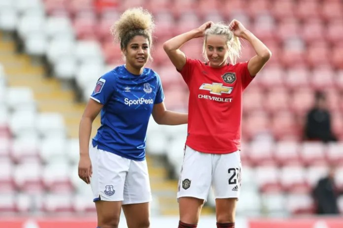 Manchester United v Everton - Barclays FA Women's Super League