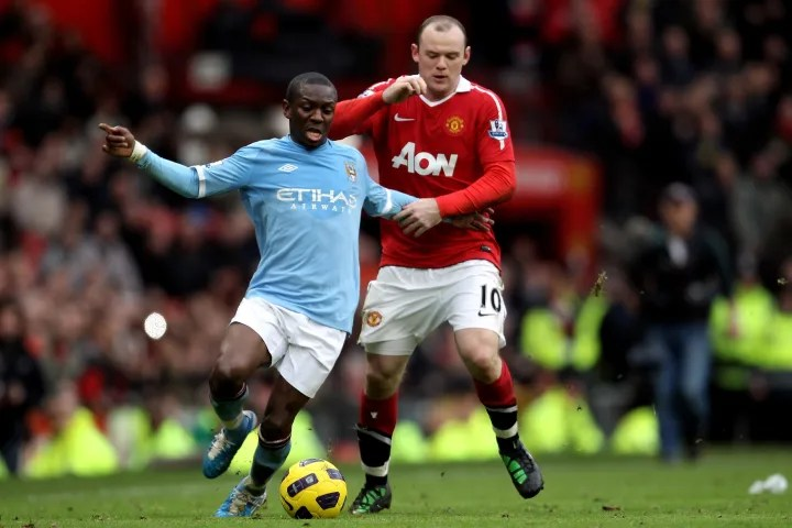 Wayne Rooney, Shaun Wright-Phillips