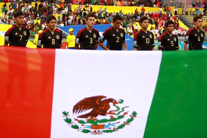 Mexico v Congo: Group A - FIFA U-17 World Cup