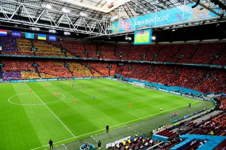 Holanda v Ucrania - UEFA Euro 2020: Grupo C