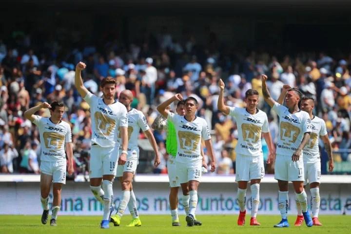 Pumas UNAM v America - Clausura Tournament 2019 Liga MX