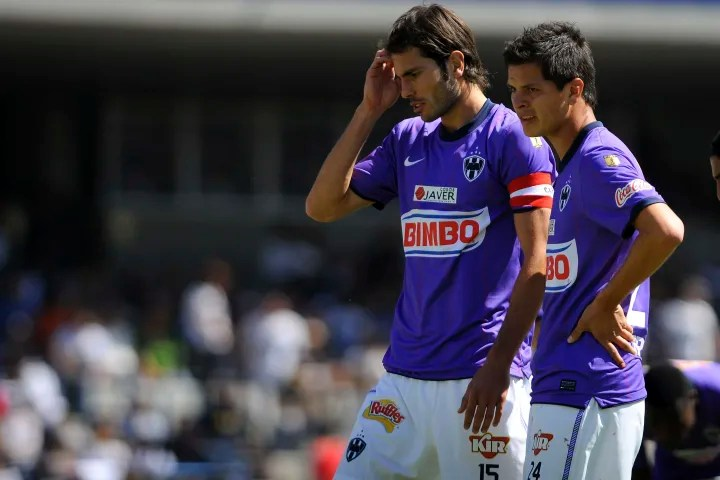 Pumas v Monterrey - Clausura 2011