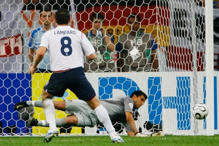 Frank Lampard, Ricardo