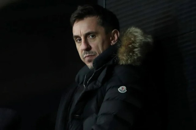 Gary Neville has become a prominent voice in criticism of how the Glazer family have run Man Utd