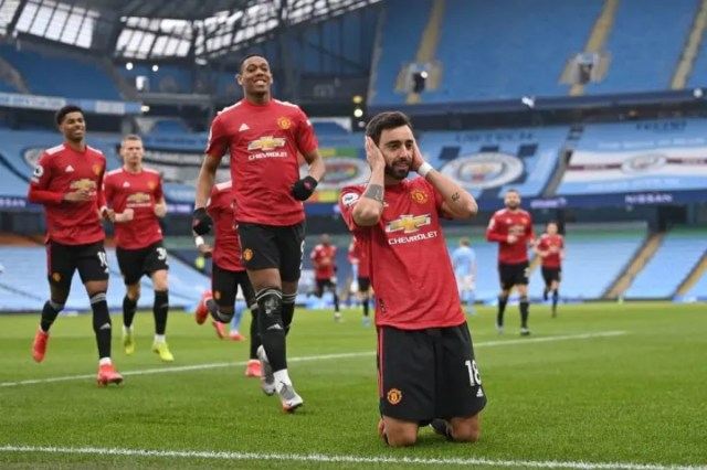 Fernandes has been a huge catalyst for Man Utd