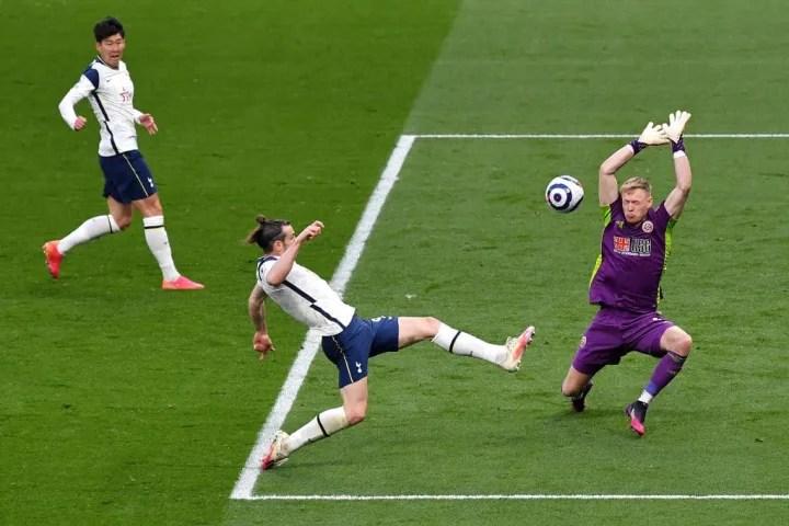 Gareth Bale, Aaron Ramsdale
