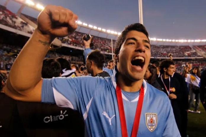 Luis Alberto Suarez - Futbollist