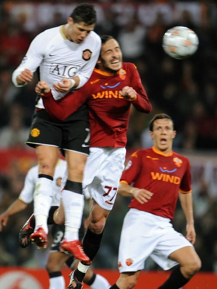 Sulmuesi i Manchester United, Cristiano Rona