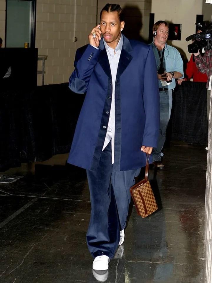 Allen Iverson Dress Code : allen, iverson, dress, Teammate