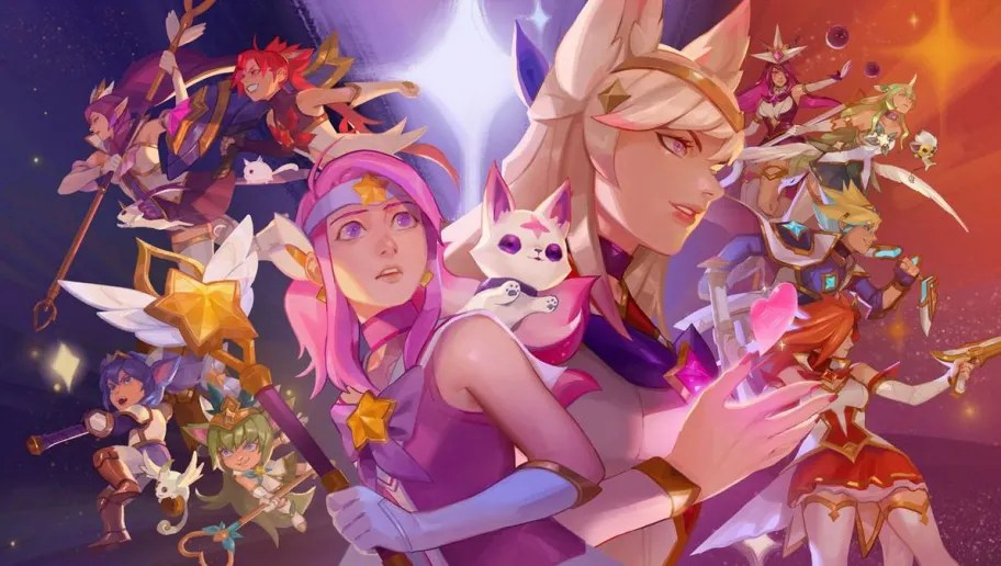 Ranking The Star Guardian Skins From Worst To Best Dbltap