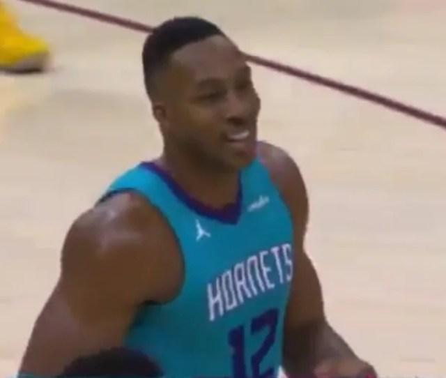Video Dwight Howard Makes Totally Nsfw Gesture Against Cavaliers