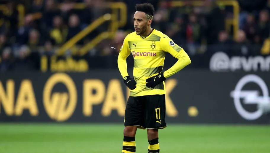 Pierre Emerick Aubameyang Happy To Be At Arsenal After Deadline Day Move