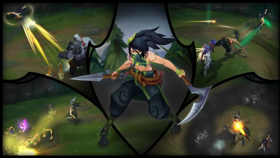 riot games posts in