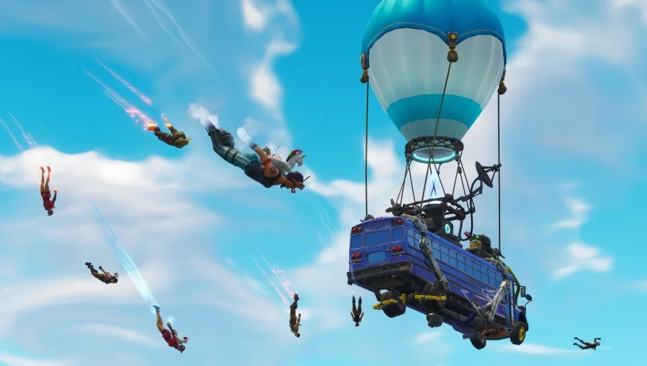 Epic Games Increases Speed Of Fortnite Battle Bus Dbltap