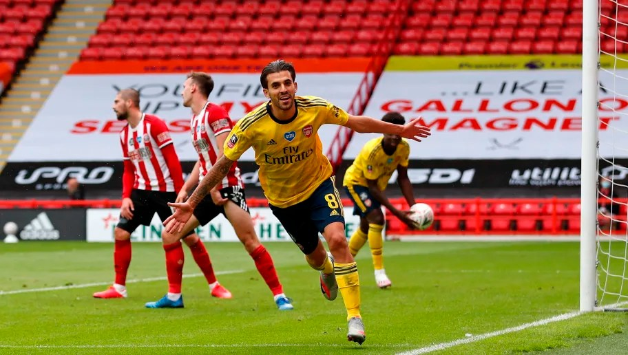 Sheffield United 1 2 Arsenal Report Ratings Reaction
