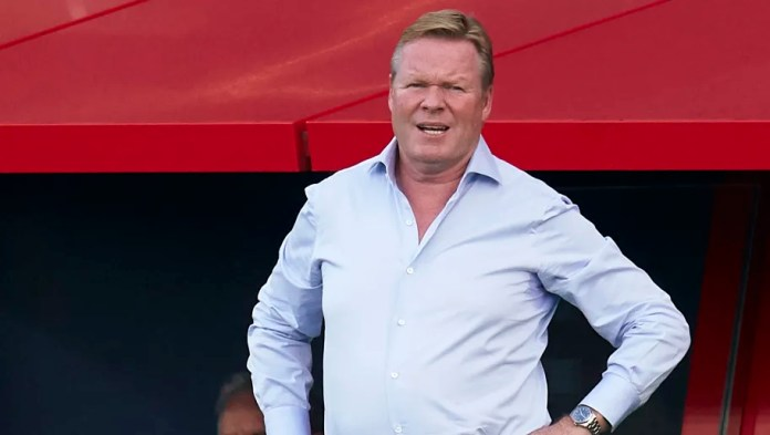 Koeman still can't lead Barcelona in a competitive match