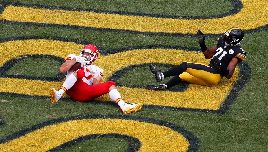chiefs vs steelers nfl
