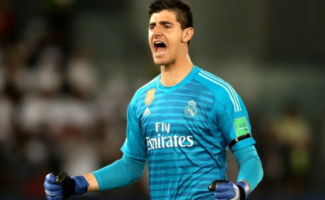 Real Madrid Goalkeeper Thibaut Courtois Admits That