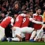 Arsenal 4 2 Tottenham Report Ratings Reaction As