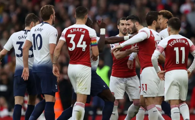 Arsenal Vs Tottenham Hotspur Preview Where To Watch Live