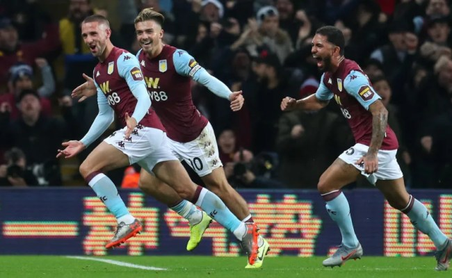 Aston Villa 2 0 Newcastle Report Ratings Reaction As