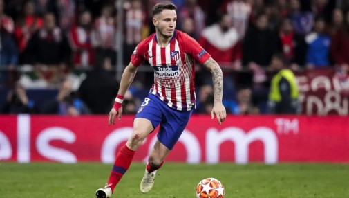 Image result for saul niguez