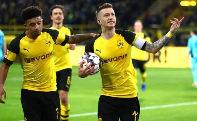 Borussia Dortmund 2 0 Freiburg Report Ratings Reaction
