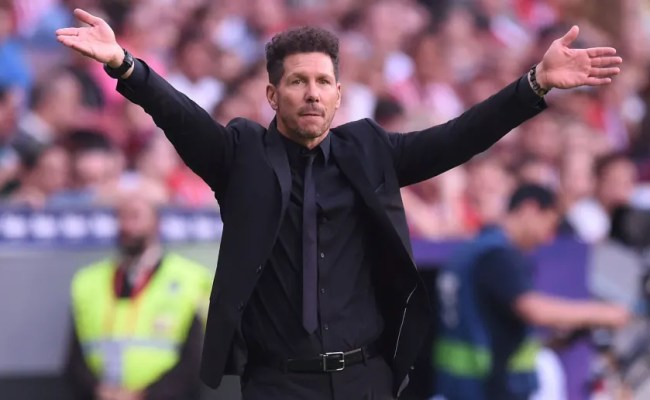 Diego Simeone Reaffirms Commitment To Atletico Madrid