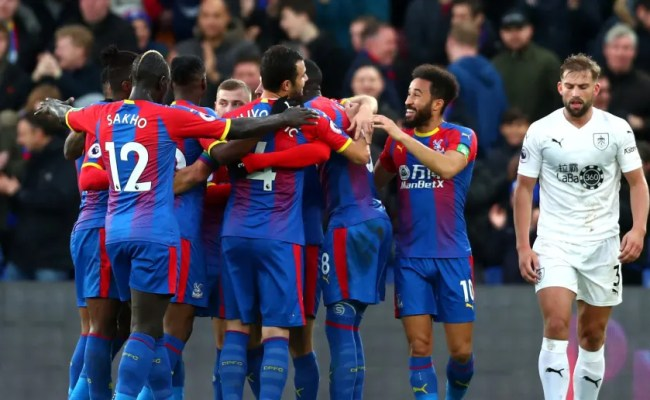 Crystal Palace 2 0 Burnley Report Ratings Reaction As