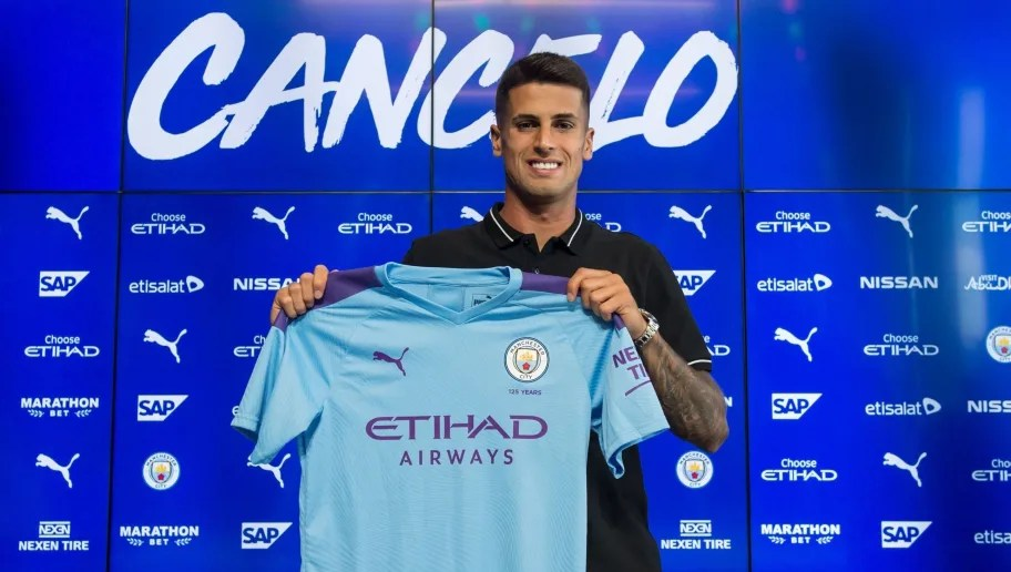 Joao Cancelo Relishing Competition for Places at Man City & Reveals  Influence of Bernardo Silva   90min