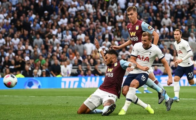 Twitter Reacts As Tottenham Overcome Aston Villa
