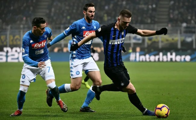 Napoli Vs Inter Preview Where To Watch Live Stream Kick