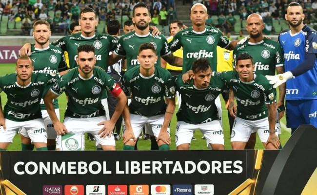 Felipão Pode Ganhar Reforço Surpresa Para Jogo Do Palmeiras Na Libertadores 90min