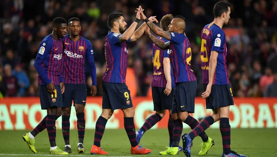 Ronald koeman marched his troops into battle against rayo vallecano, hoping to leapfrog. Barcelona 3 1 Rayo Vallecano Report Ratings Reaction As Barca Come From Behind To Secure Win 90min