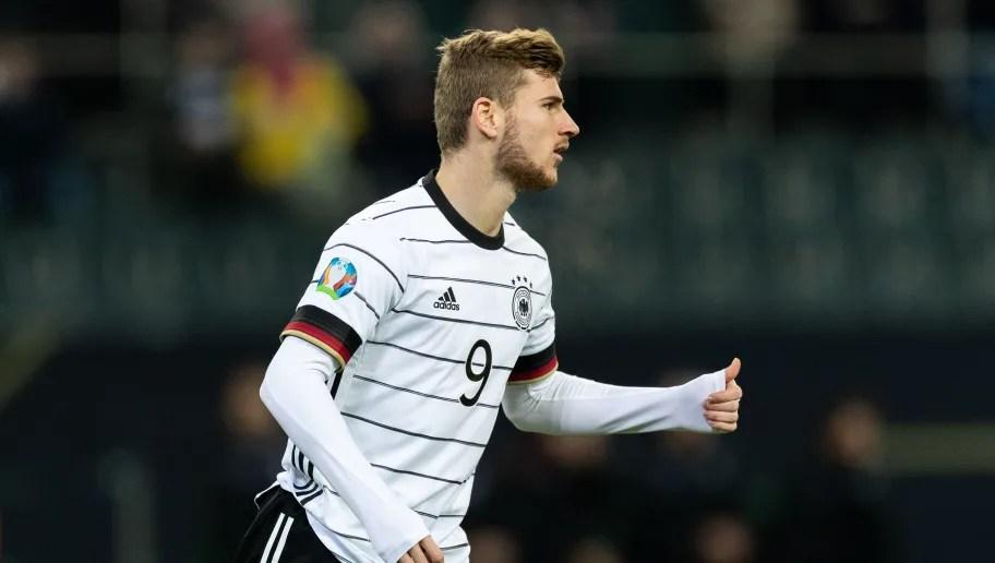 Euro 2020: Germany's Star Player - Profiling Die Mannschaft's Marksman Timo  Werner   90min