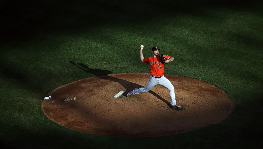 Justin Verlander Reportedly Closing in on TwoYear