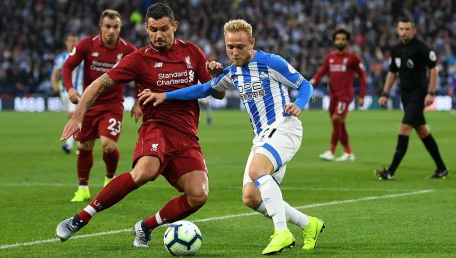 Liverpool host Huddersfield as title race continues