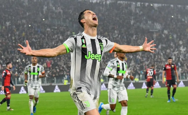 Juventus 2 1 Genoa Report Ratings Reaction As Ronaldo