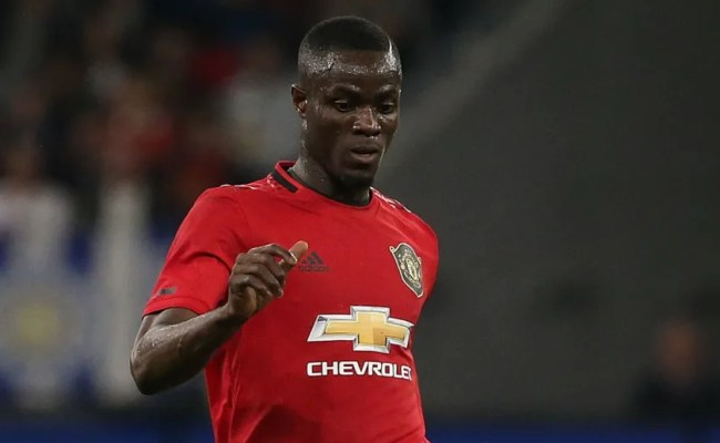 Eric Bailly Ruled Out Of Action For Up To Five Months