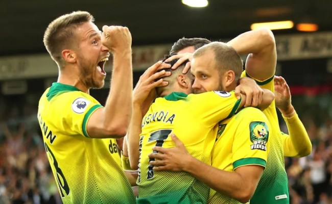Norwich 3 2 Manchester City Report Ratings Reaction As