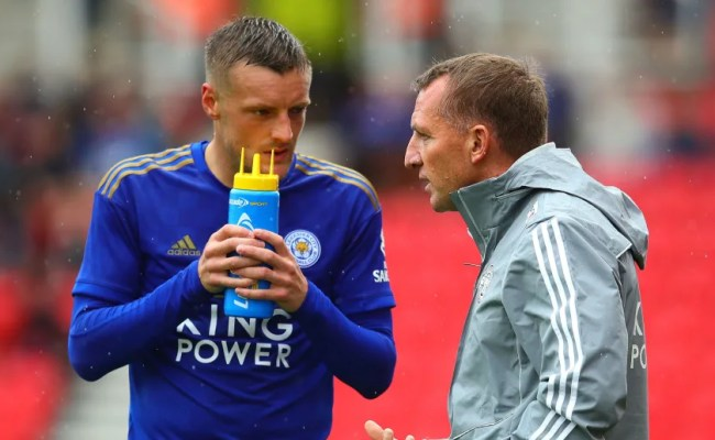 Flipboard Leicester City Boss Brendan Rodgers Reveals Why