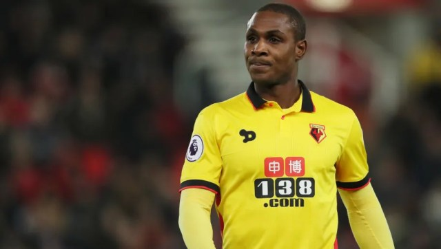 Watford in Talks to Re-Sign Odion Ighalo With Other Premier League ...